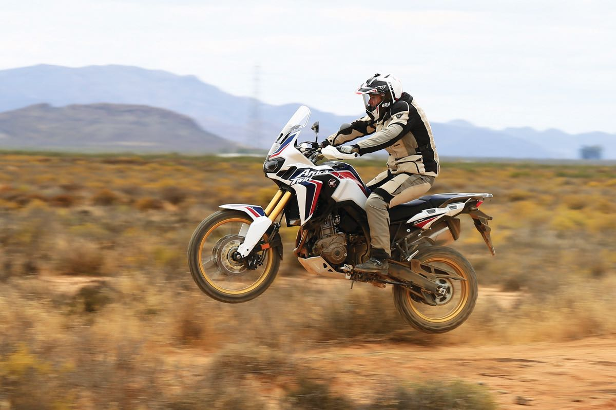 Honda Africa Twin for sale