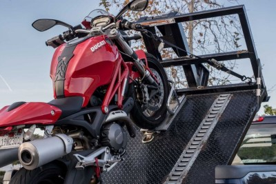Motorcycle Mover LA | California's Only Moto Transportation Company Ducati