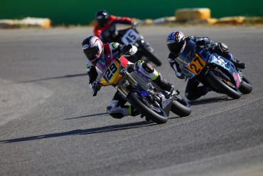 Racing Past 60 | Supermoto Spank - 4 Wins at AHRMA Rounds 5 & 6