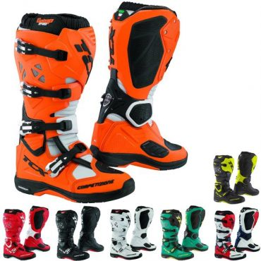 TCX Comp Evo Michelin Boot Review | Top Line MX Boot...with Style
