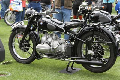 BMW vintage Motorcycle