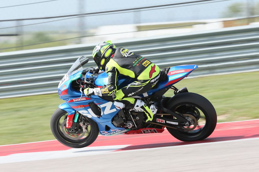 Toni Elias to Finish 2016 MotoAmerica Season for Suzuki