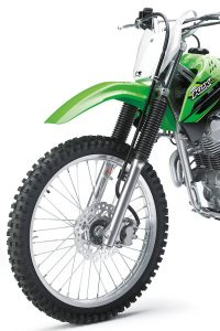 2017 Kawasaki KLX140G First Look