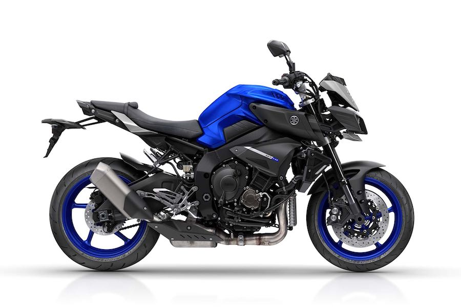 2017 Yamaha Fz 10 Liter Bike Fz Confirmed For Usa