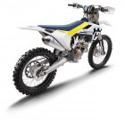 2017 Husqvarna Motocross FC 250 right rear