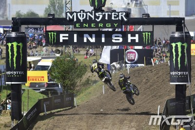 Nagl at MXGP of Germany