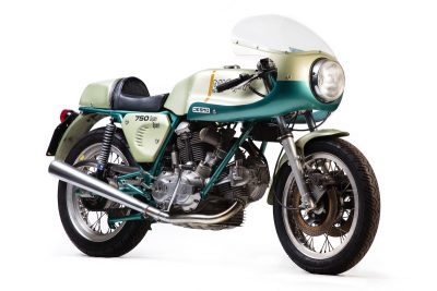 1974 Ducati 750 SS front