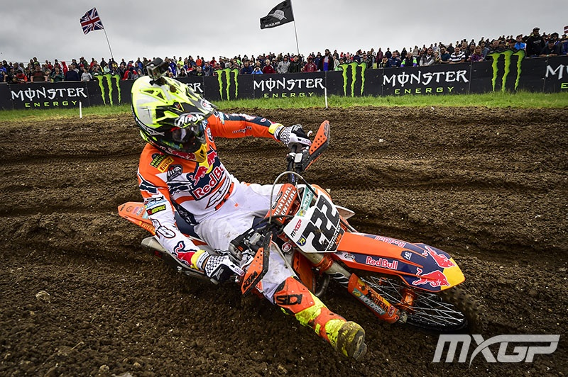 MXGP of Great Britain Results - Cairoli