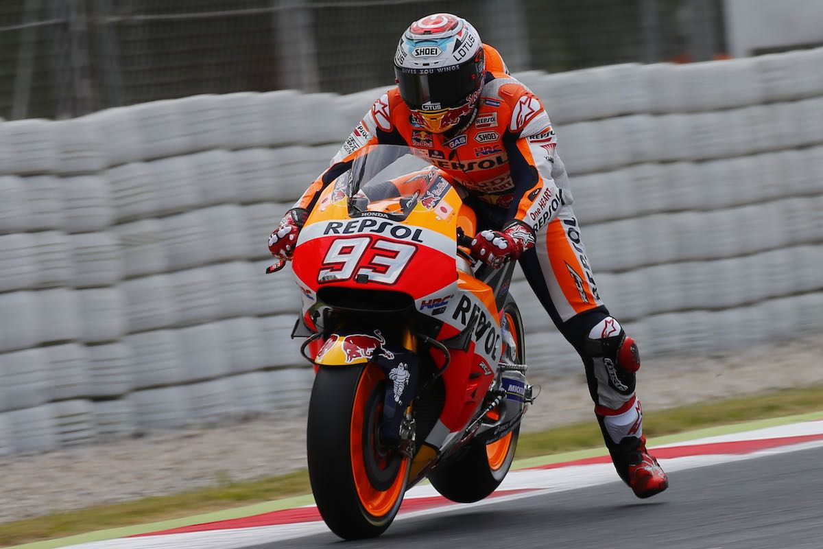 2016 Catalunya MotoGP Qualifying Results | Marquez Earns Pole