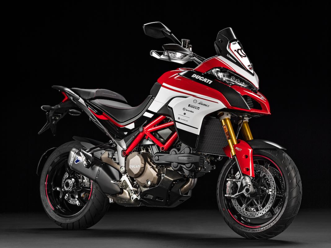 Ducati Multistrada Pikes Peak | 100th Anniversary Replica Kit (Free with Purchase)