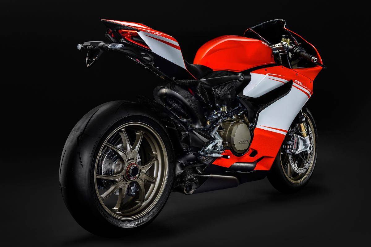 Ducati 1199 Superleggera Recall Due to Possible Rear Wheel Lockup