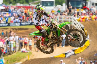 2016 High Point Motocross Results Kawasaki's Joey Savatgy
