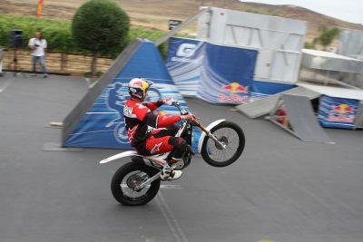 Moto Doffo Fundraiser for the Kurt Caselli Foundation Trials