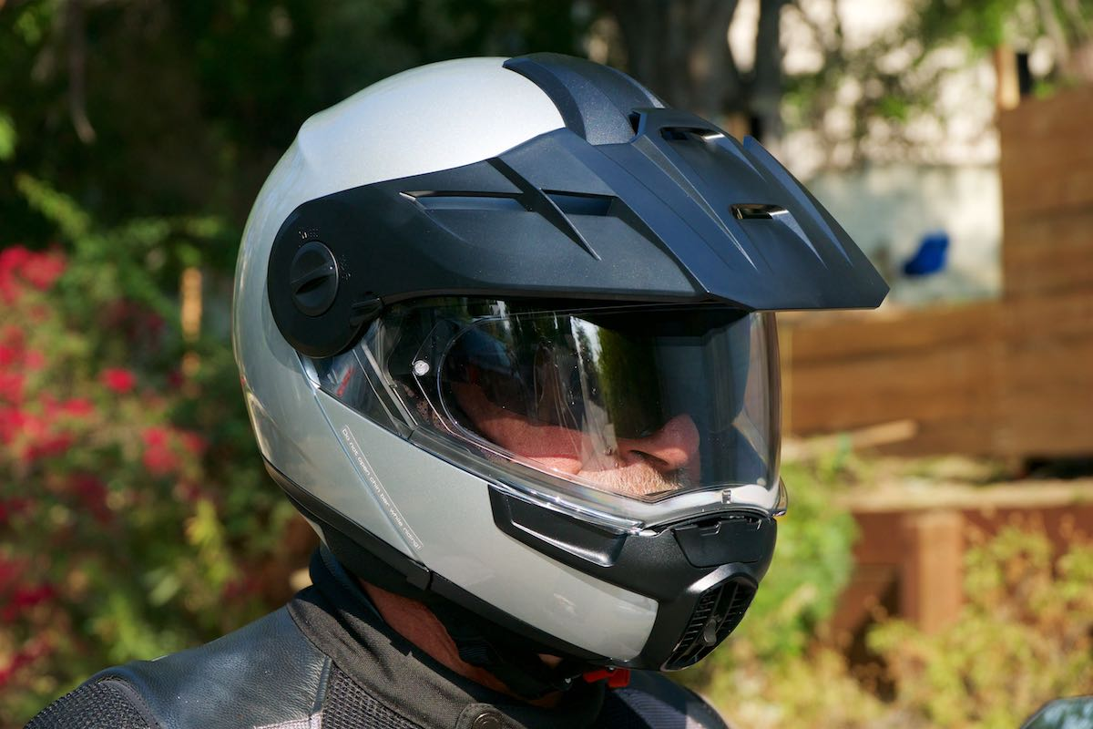 Schuberth E1 Modular Helmet Review - Adventure Ready