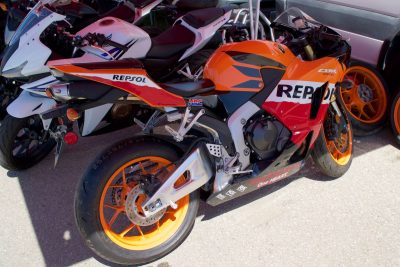 Jett Tuning/Ultimate MotorCycling Track Day Repsol Honda