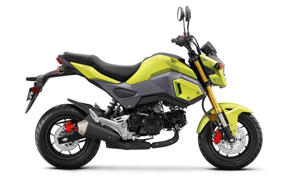 2017 Honda Grom Unveiled | Added Hooligan Personality