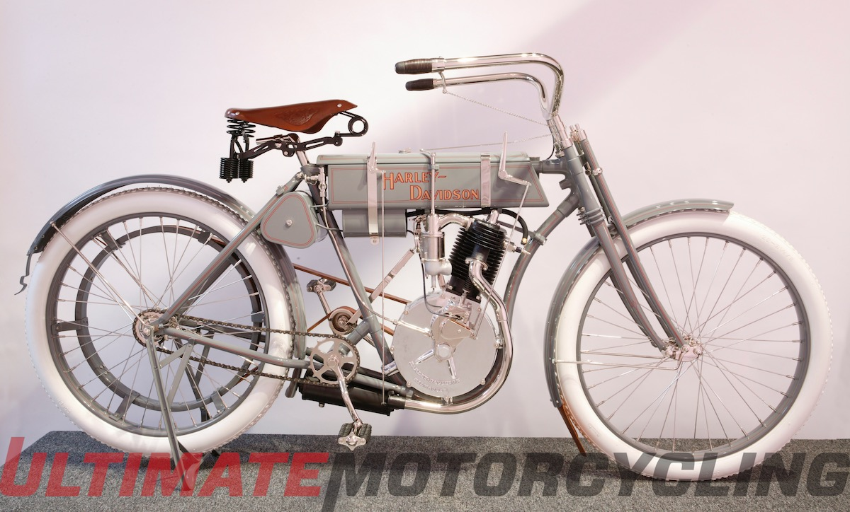 1907 Harley-Davidson Strap Tank Value
