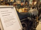 1966 Velocette Thruxton sale notice