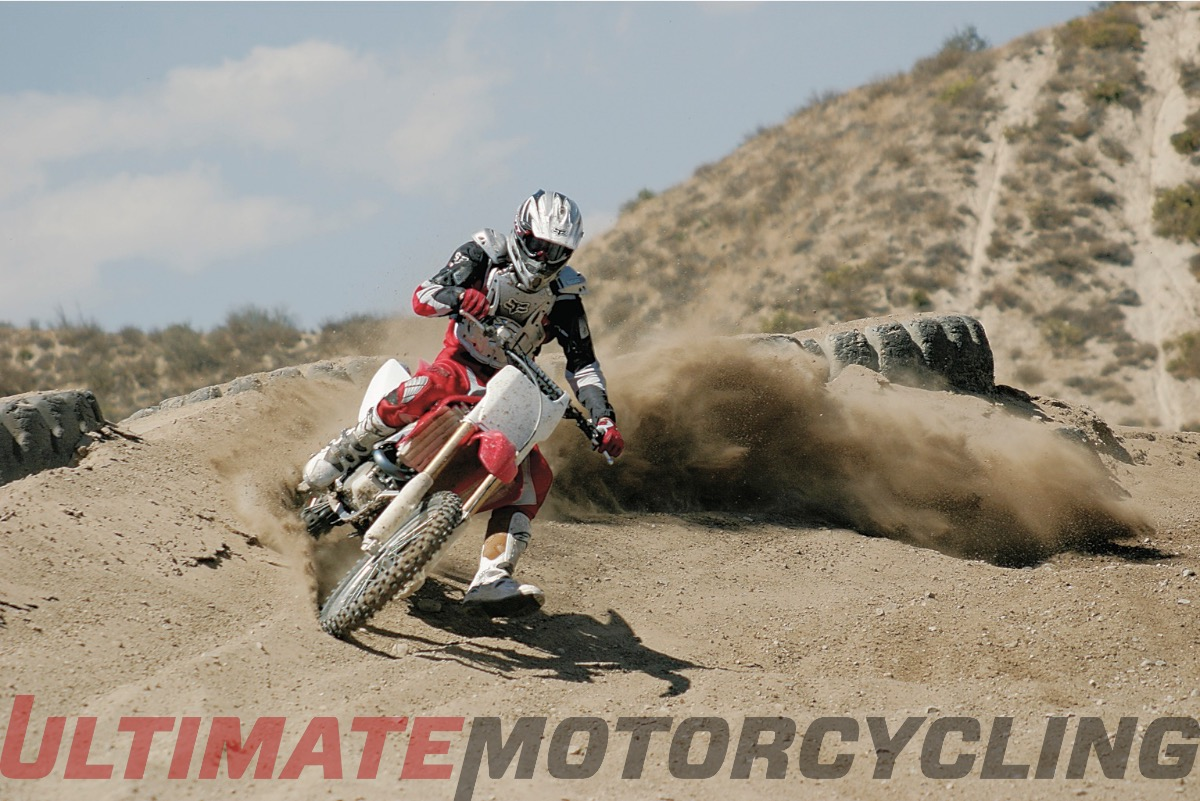 2005 Honda CRF450R Retro Review | Total Domination