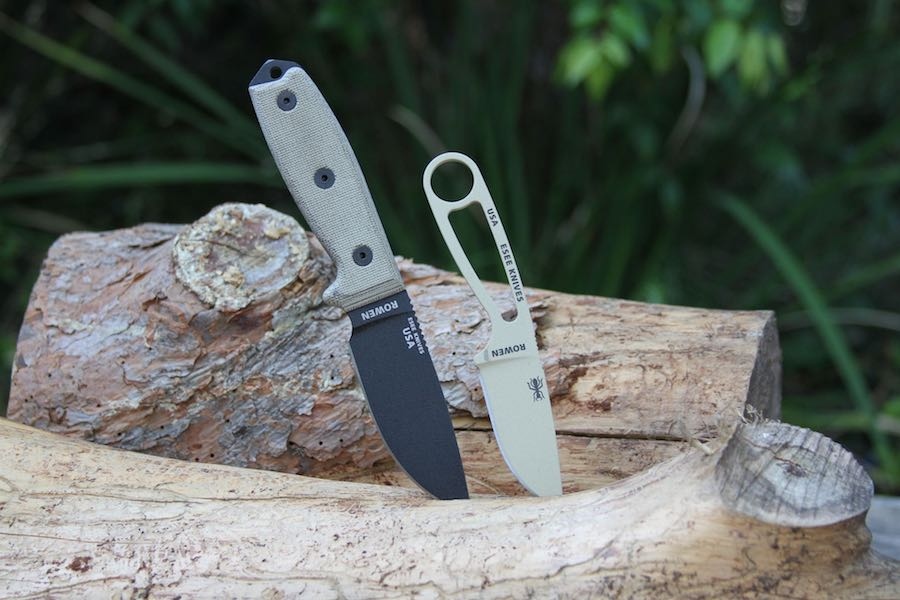 ESEE Knife Review | Izula and 3-Mil - Perfect Pairing for Motorcyclists