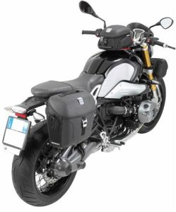 GIVI Metro-T Motorcycle Luggage Line Released | Urban Market Styling BMW RnineT