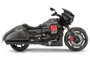 Moto Guzzi MGX-21 'Flying Fortress' Booking Begins