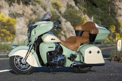 2017 Indian Roadmaster First look