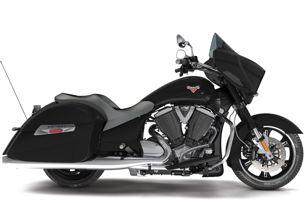 2017 Victory Motorcycles Lineup First Look