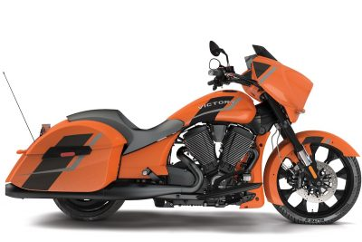 2017 Victory Magnum - First Look - Orange