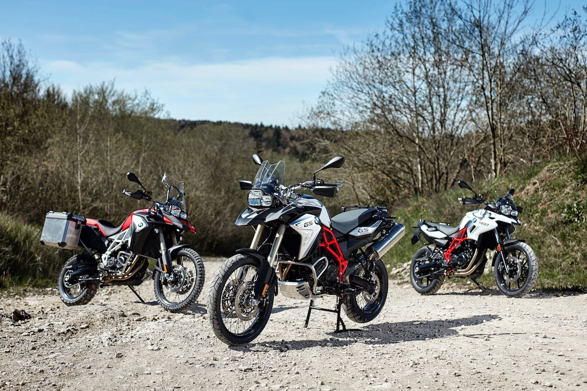 2017 BMW F700GS, F800GS (Adventure) Unveiled | Updates