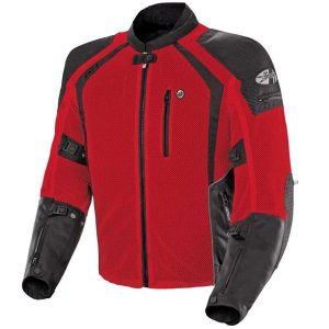 Joe Rocket Phoenix Ion Mesh Jacket Test - Red