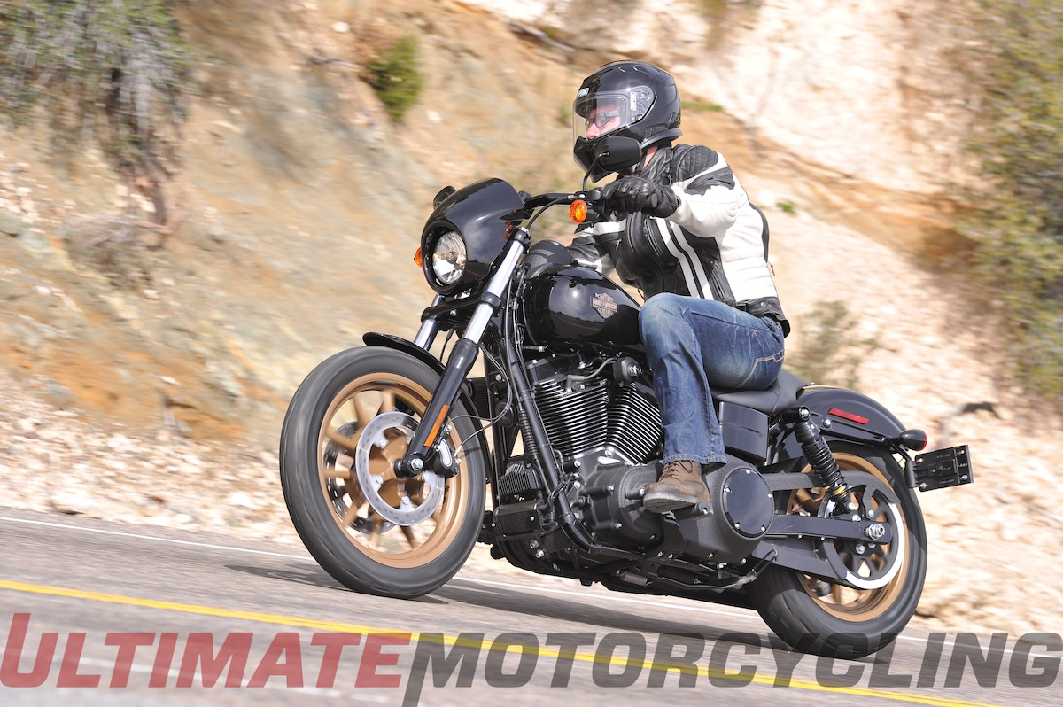 Harley Riders: 2016 Harley-Davidson Low Rider S Review