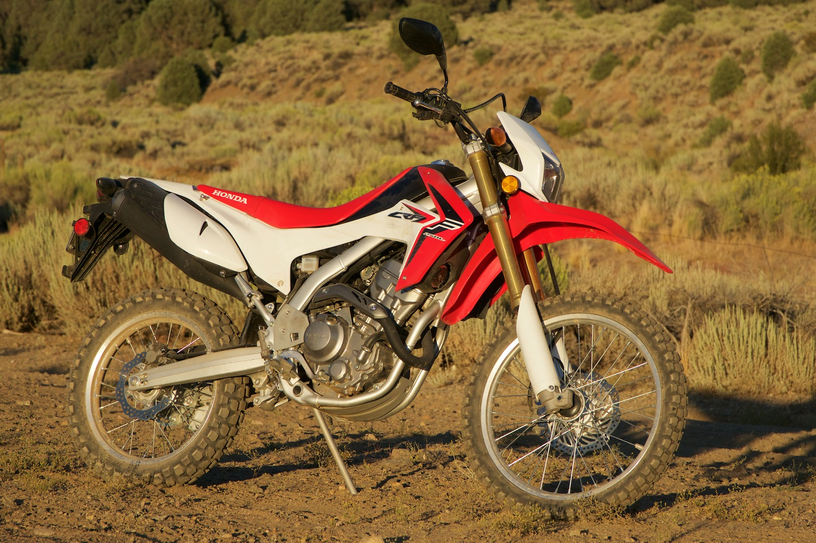 2016 honda crf250l review dual sport on and off road test. Black Bedroom Furniture Sets. Home Design Ideas