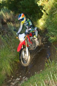 2016 Honda CRF250L Test Review - trail bike