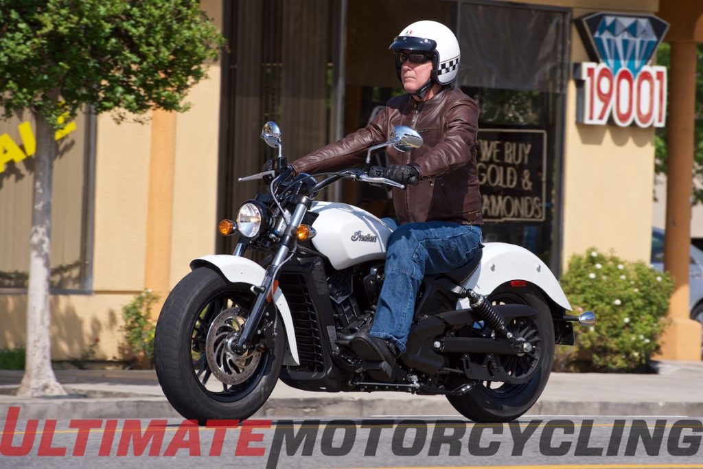 2016 Indian Scout Sixty Review Urban