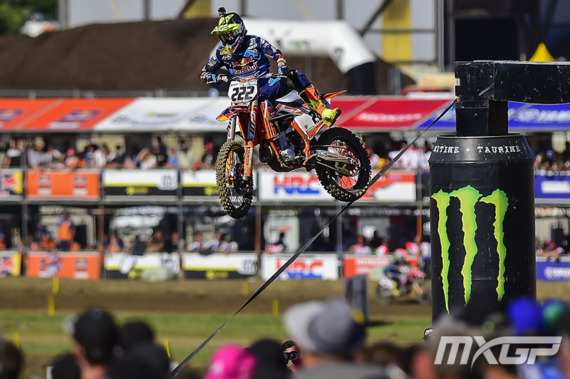 2016 MXGP Switzerland Results - Cairoli