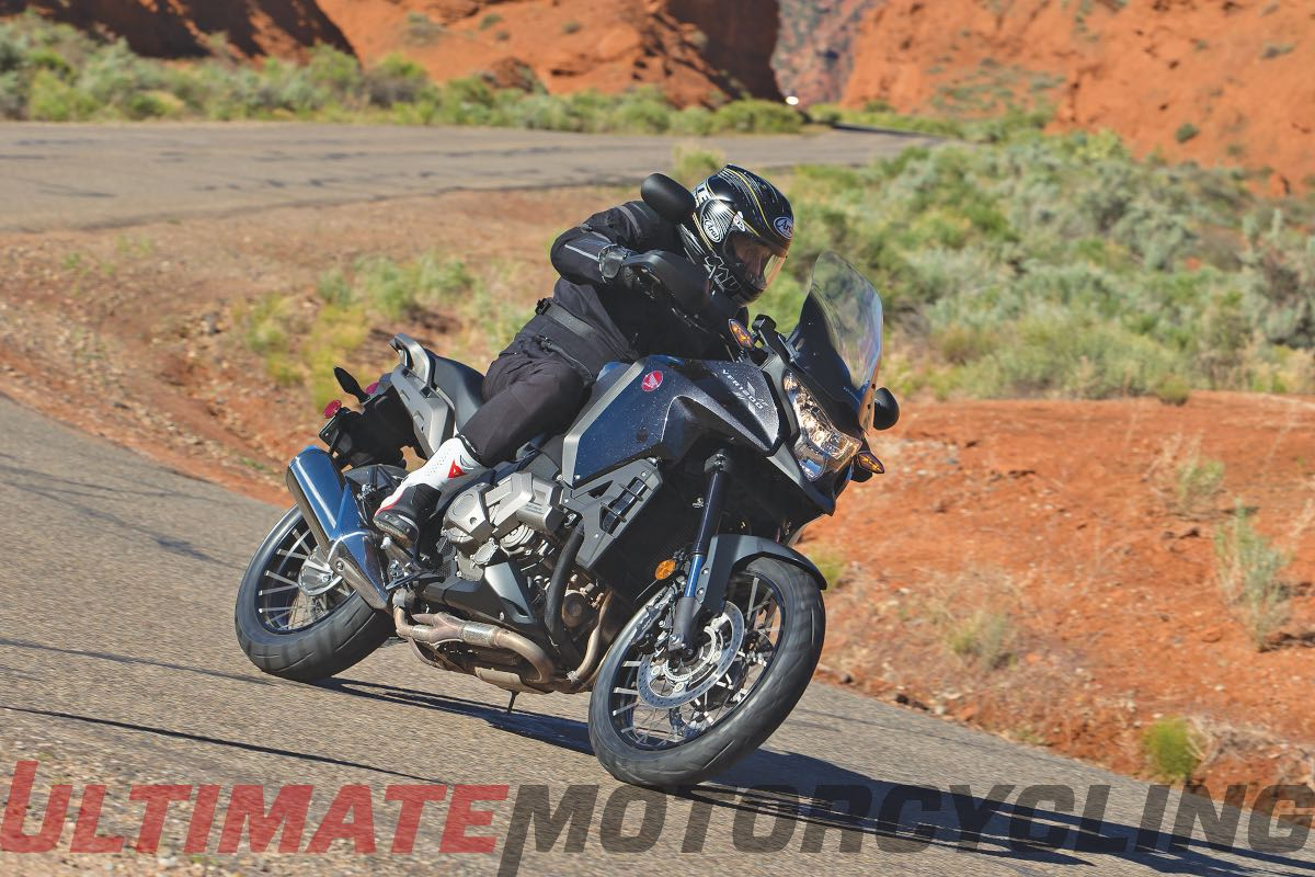 2016 Honda VR1200X Review | Adventure Touring, V4 Style