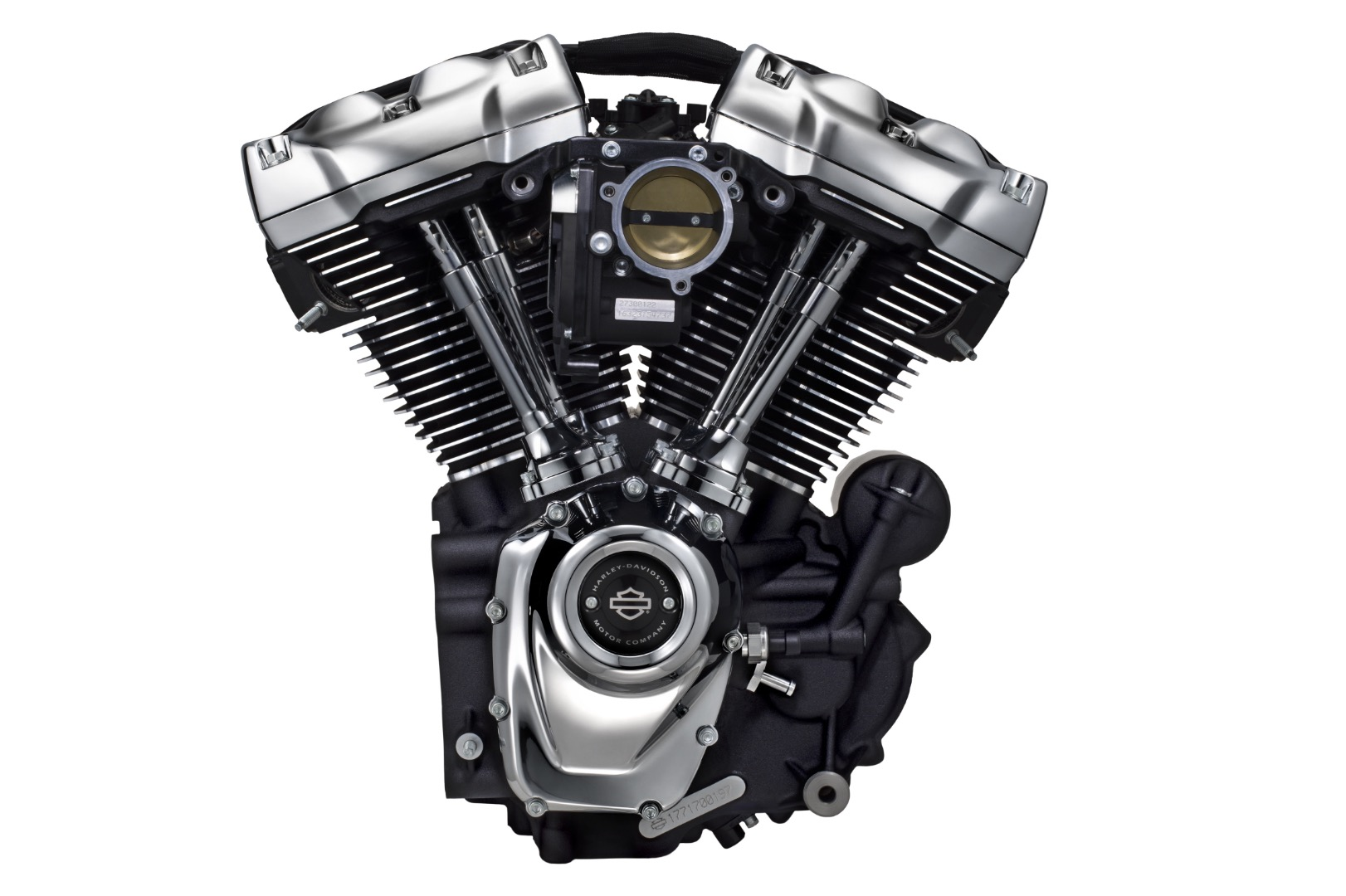 2017 Harley Davidson Milwaukee Eight Motors 11 Fast Factson Honda Motorcycle Engine Diagram