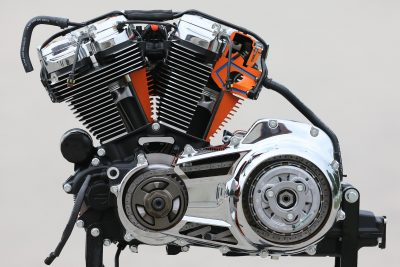 2017 Harley-Davidson Milwaukee-Eight Motor - cutaway
