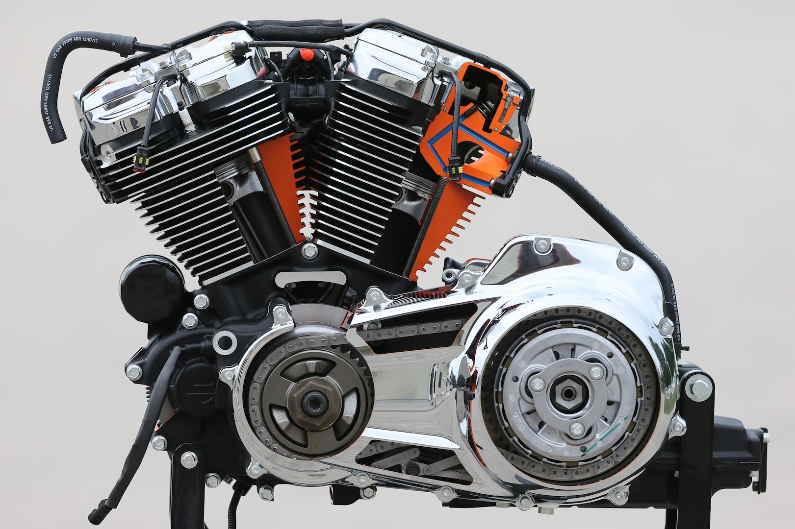 2017 harley davidson milwaukee eight engines 11 fast facts Harley-Davidson Motorcycle Parts Diagram harley twin cooled engine problems Harley Davidson Starter
