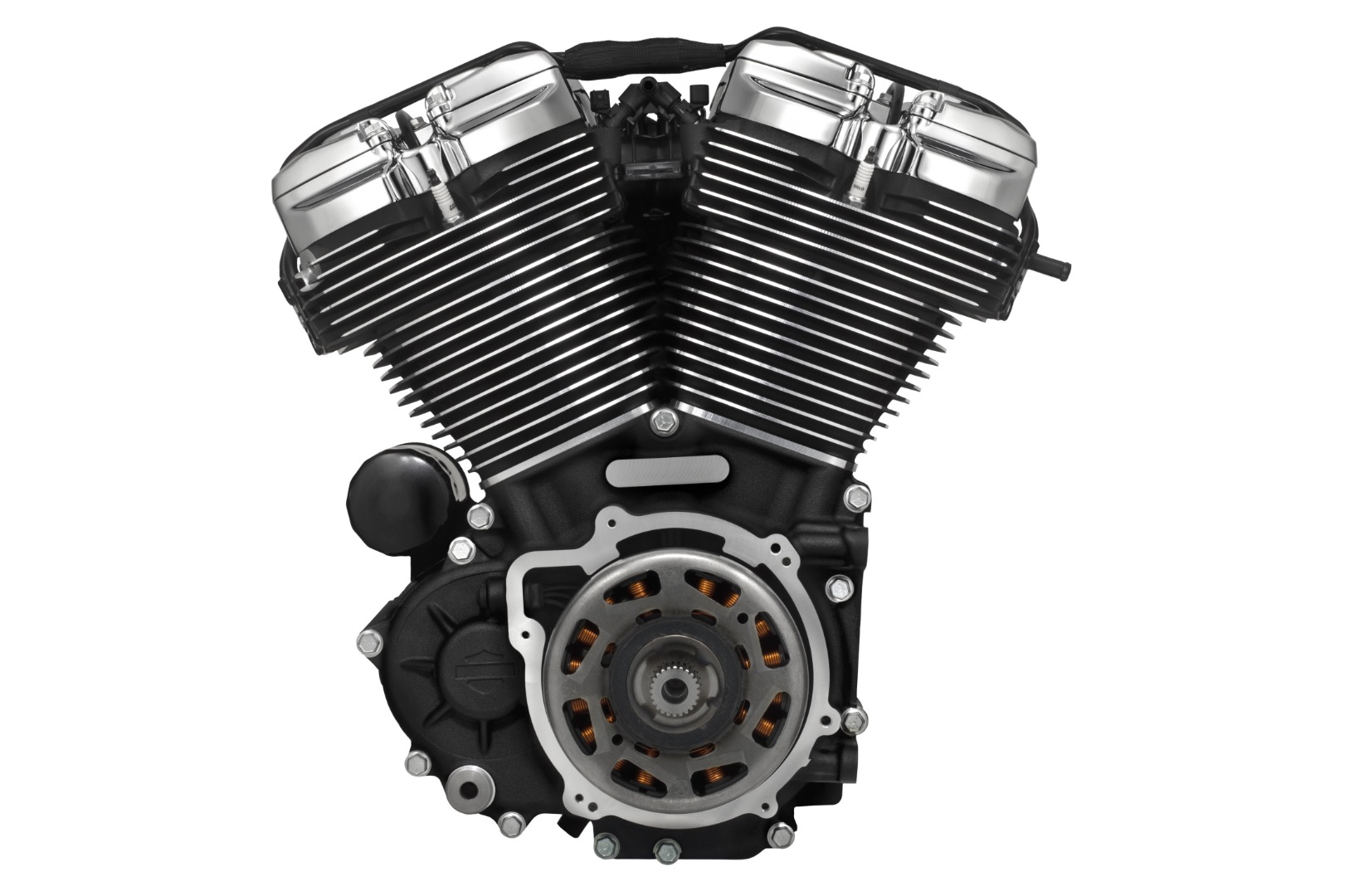 harley davidson milwaukee eight engines fast facts 2017 harley davidson milwaukee eight motor charging