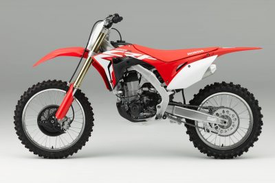 2017 Honda CRF450R - right profile - for sale