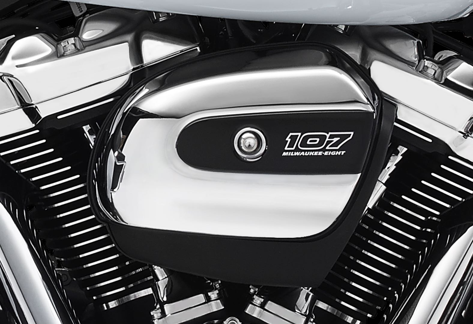 Harley Milwaukee-Eight 107 Air Cleaner