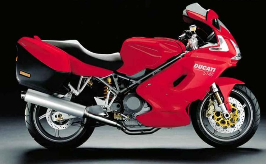 2005 Ducati ST4s Retro Review   Digging Into Archives