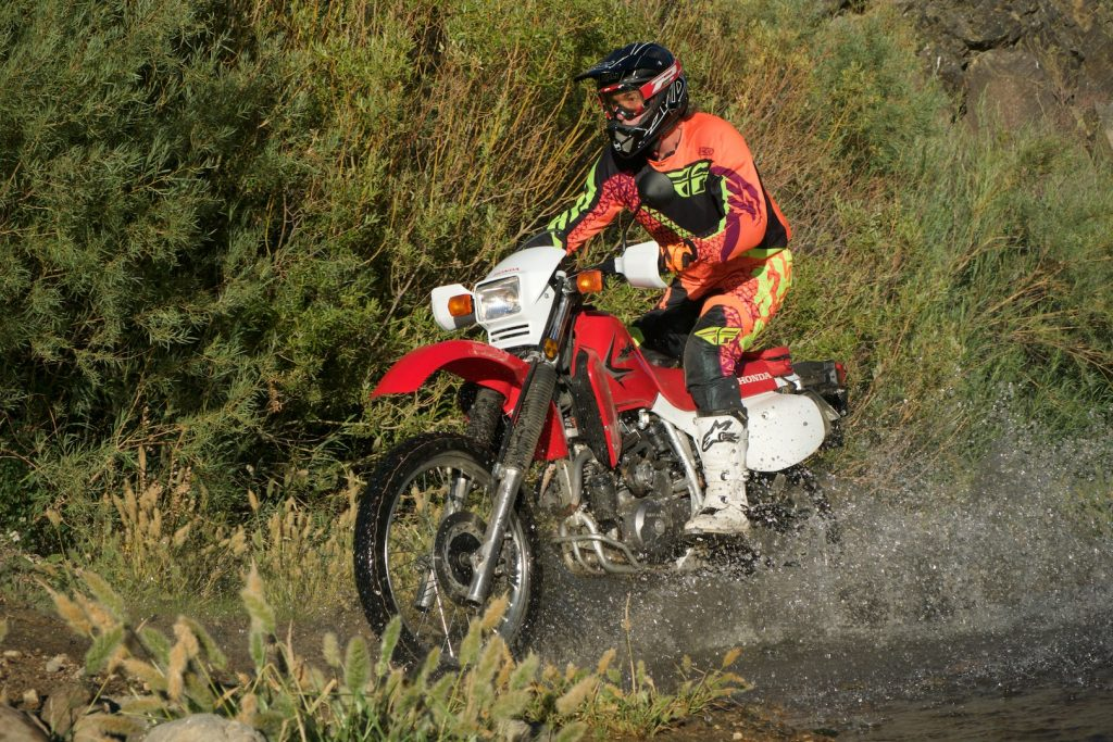 2016 Honda XR650 Review - Dual Sport
