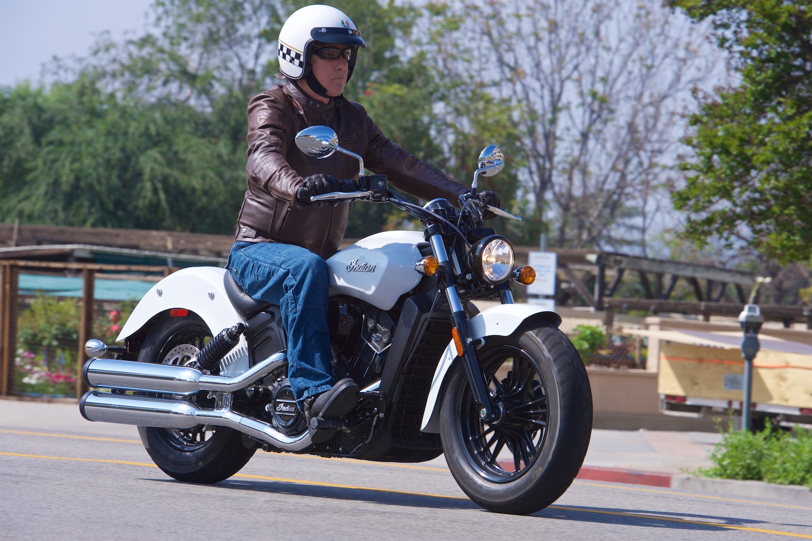 Indian Scout Sixty, an Ultimate Motorcycling Top 25 Bike of 2016