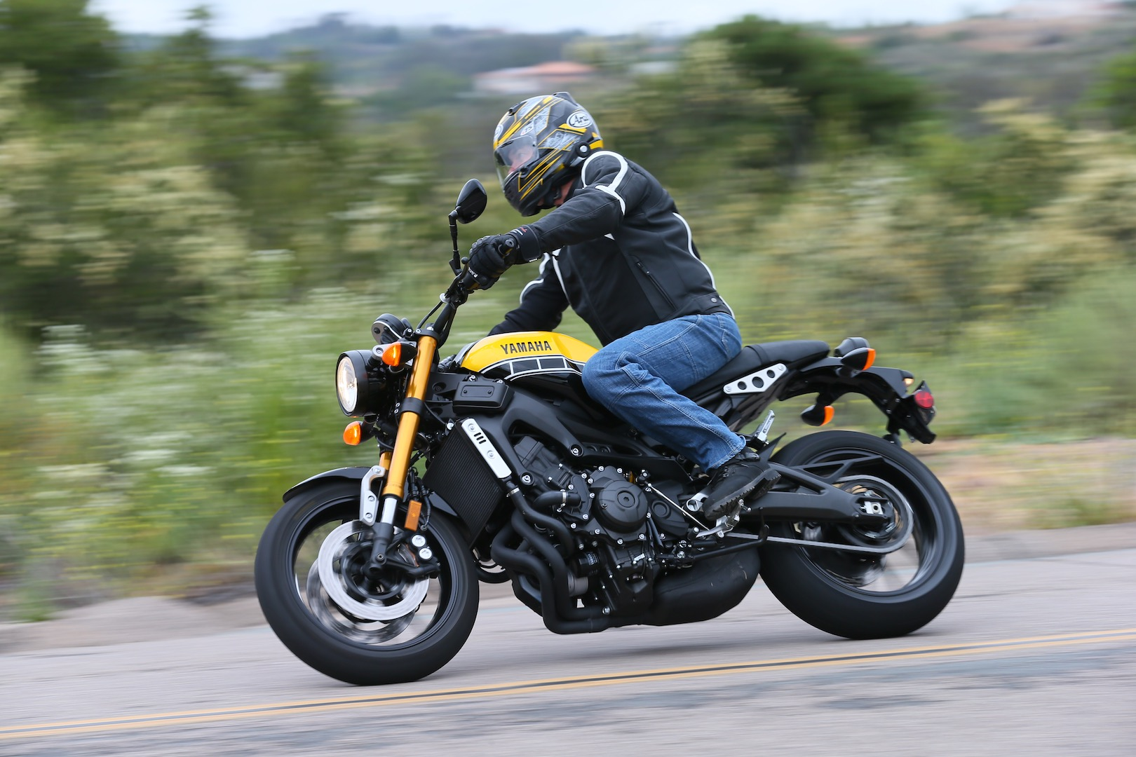 Yamaha XSR900, an Ultimate Motorcycling Top 25 Bike of 2016