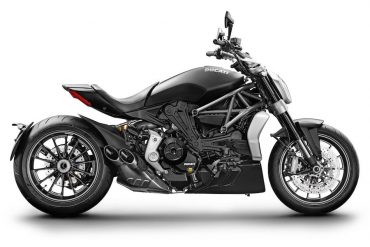 2016-2017 Ducati XDiavel Recall for Side Stand Issues