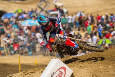 Honda's Cole Seely to Race All Japan MX National Finale