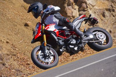 2016 Ducati Hypermotard 939 SP Test